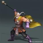 Dragon Quest Heroes : Le Crépuscule de l'Arbre du Monde - Doric