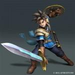 Dragon Quest Heroes : Le Crépuscule de l'Arbre du Monde - Luceus