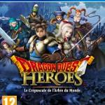 Dragon Quest Heroes : Le Crépuscule de l'Arbre du Monde - Packshot
