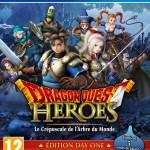 Dragon Quest Heroes : Le Crépuscule de l'Arbre du Monde - Packshot day one