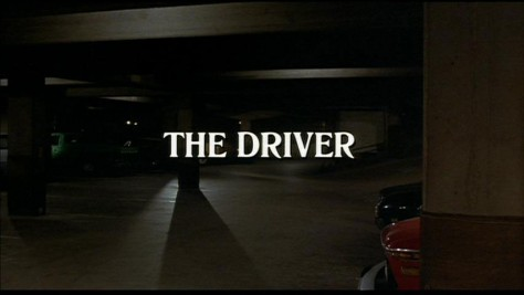 The Driver - Capture DVD US