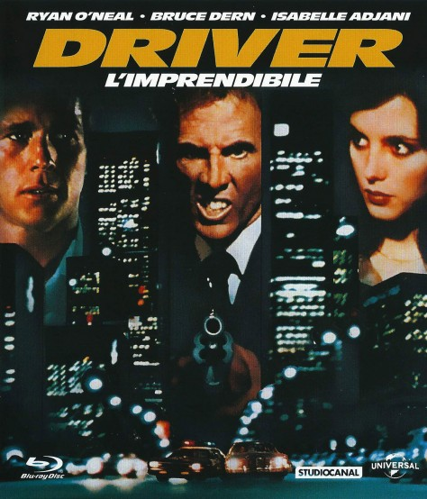Driver - Cover Blu-ray italien