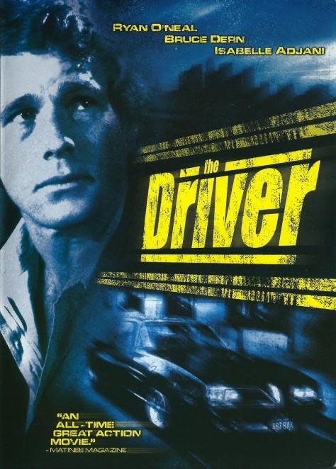 Driver - Jaquette Recto DVD US