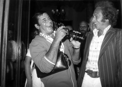 Jerry Lewis et Pierre Richard