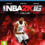 NBA 2K16 - PlayStation 4 (Davis)
