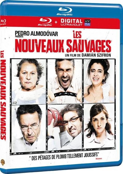 Les Nouveaux sauvages - Packshot Blu-ray