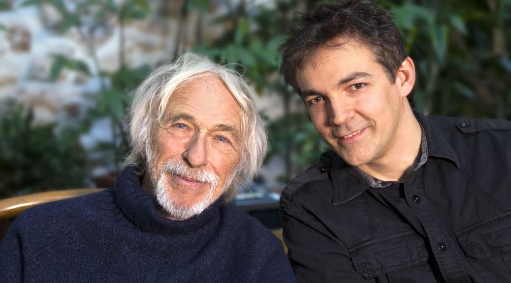 Pierre Richard et Jérémie Imbert