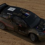 Sébastien Loeb Rally Evo: Citroën DS3 Record Livery