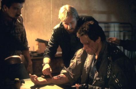 Terminator - James Cameron & Arnold Schwarzenegger