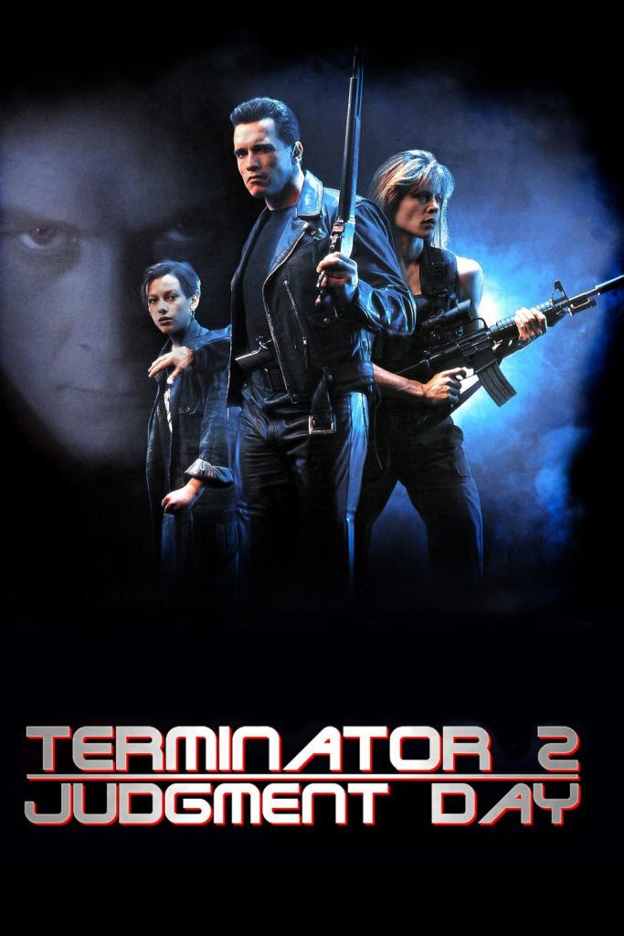 Terminator 2 - Affiche