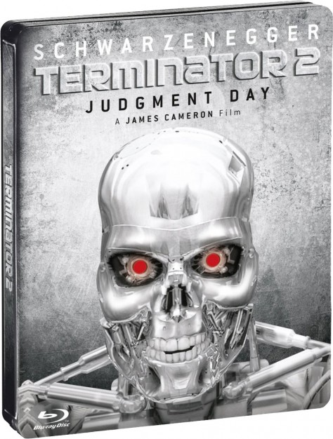 Terminator 2 : Judgment day - Blu-ray Steelbook - Studiocanal (2009) - Packshot