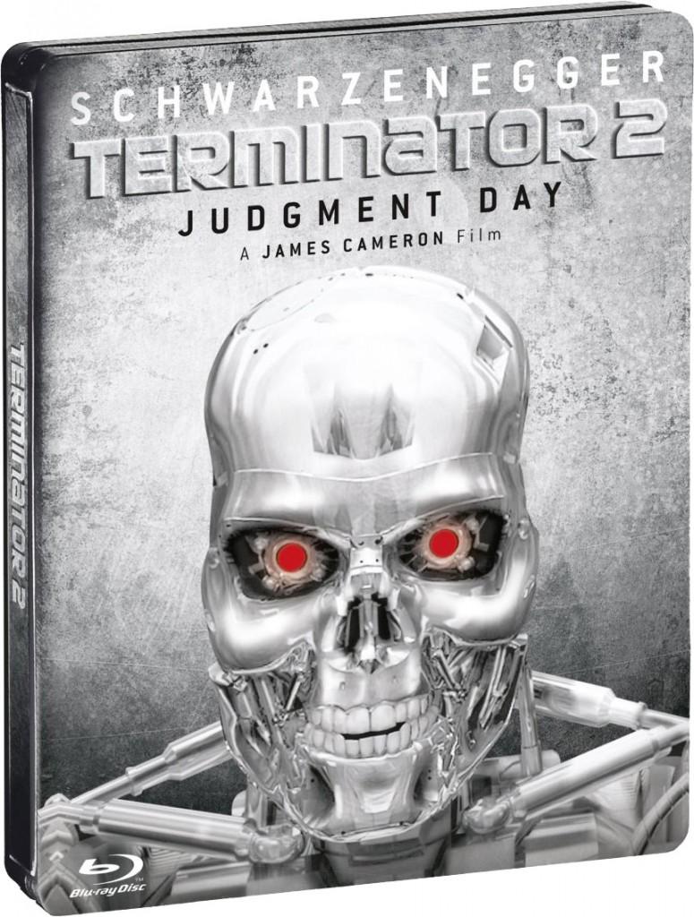 Terminator 2 : Judgment day - Blu-ray Steelbook - Studiocanal (2009) - Packshot