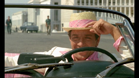 Un monsieur de compagnie - Philippe de Broca - Blu-ray Gaumont Découverte