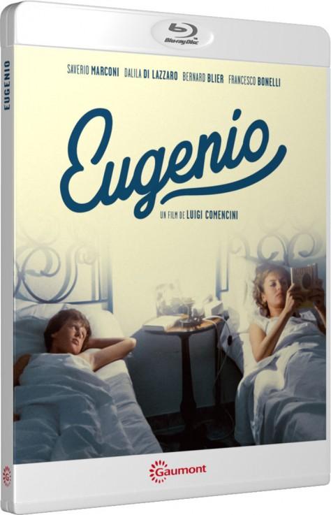 Eugenio - Packshot Blu-ray Gaumont Découverte