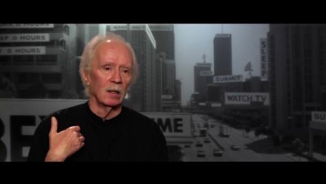 John Carpenter - Bonus Blu-ray d'Invasion Los Angeles