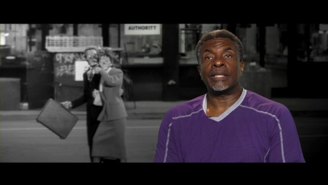 Keith David - Bonus Blu-ray d'Invasion Los Angeles