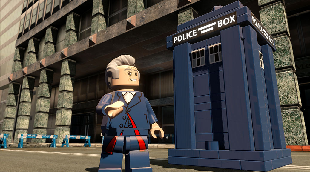 LEGO Dimensions - Dr Who