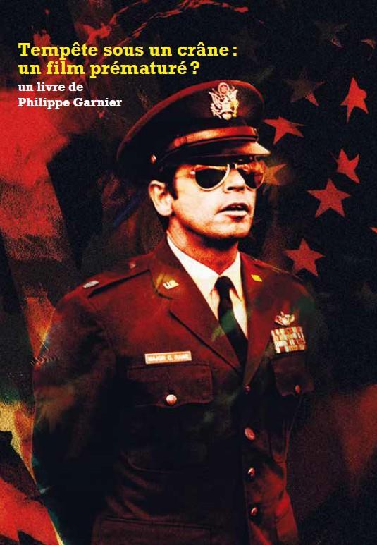 Rolling Thunder - Cover du livre signé Philippe Garnier