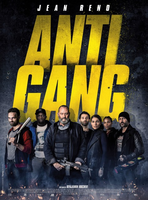 Antigang - Affiche