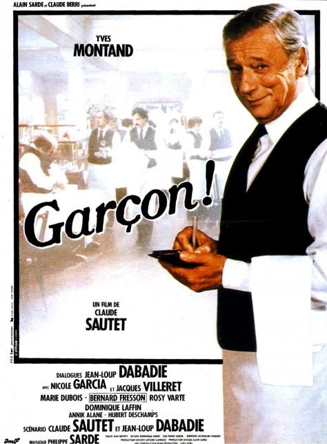 Affiche du film Garçon !