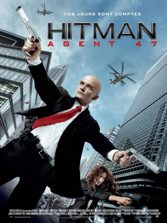 Affiche 2015 - Hitman Agent 47