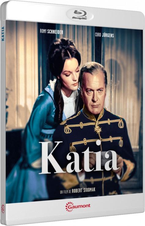 Katia - Packshot Blu-ray Gaumont Découverte