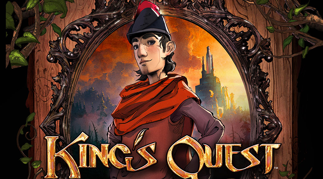 King's Quest - La Voix du Chevalier