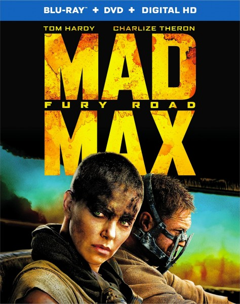 Mad Max Fury Road - Packshot Blu-ray US