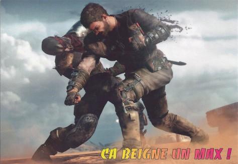 Mad Max - Jeux vidéo