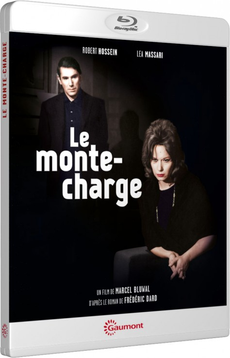 Le Monte-charge - Packshot Blu-ray Gaumont Découverte