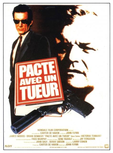 Pacte avec un tueur - Affiche française d'époque