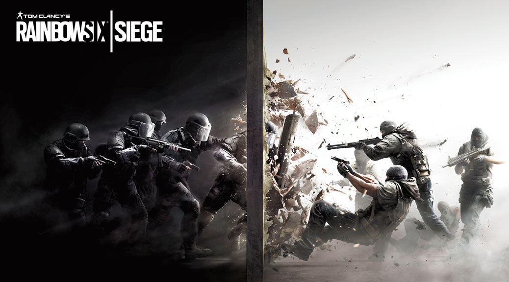 Tom Clancy's Rainbow Six Siege (Ubisoft)