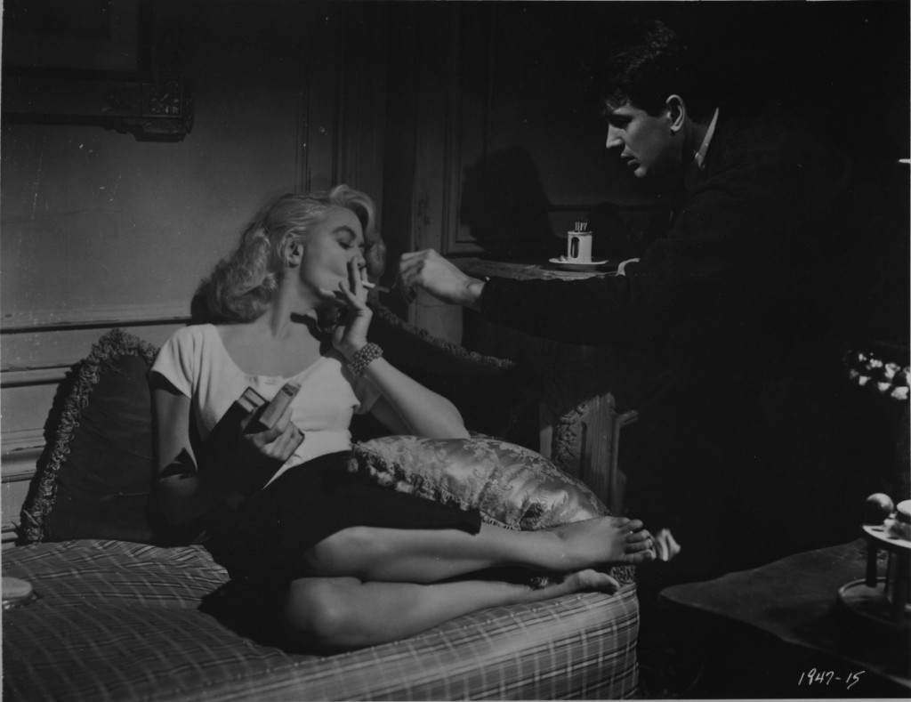 La Ronde de l'aube (The tarnished angels)
