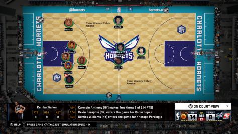 NBA 2K16 - SimCast Live