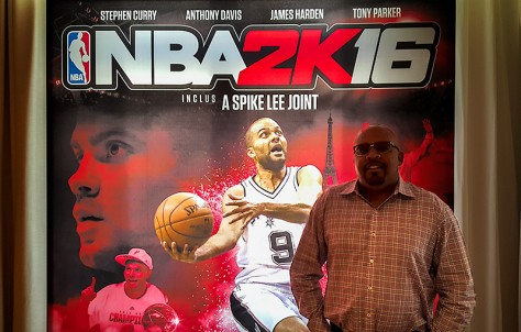 NBA 2K16 - Rob Jones