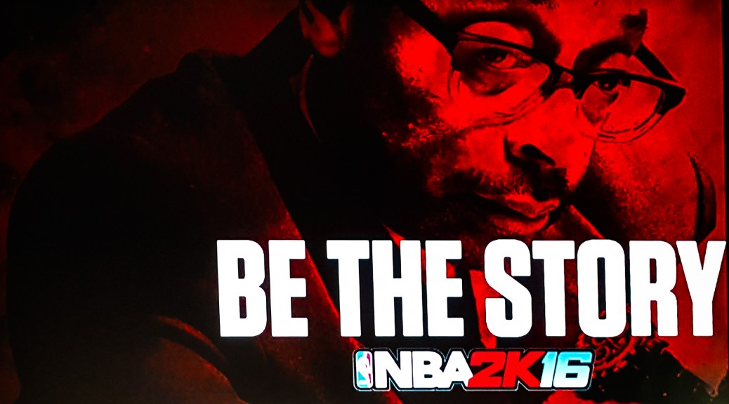 NBA 2K16 - Spike Lee