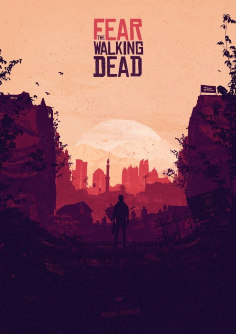 Fear the Walking Dead - Affiche