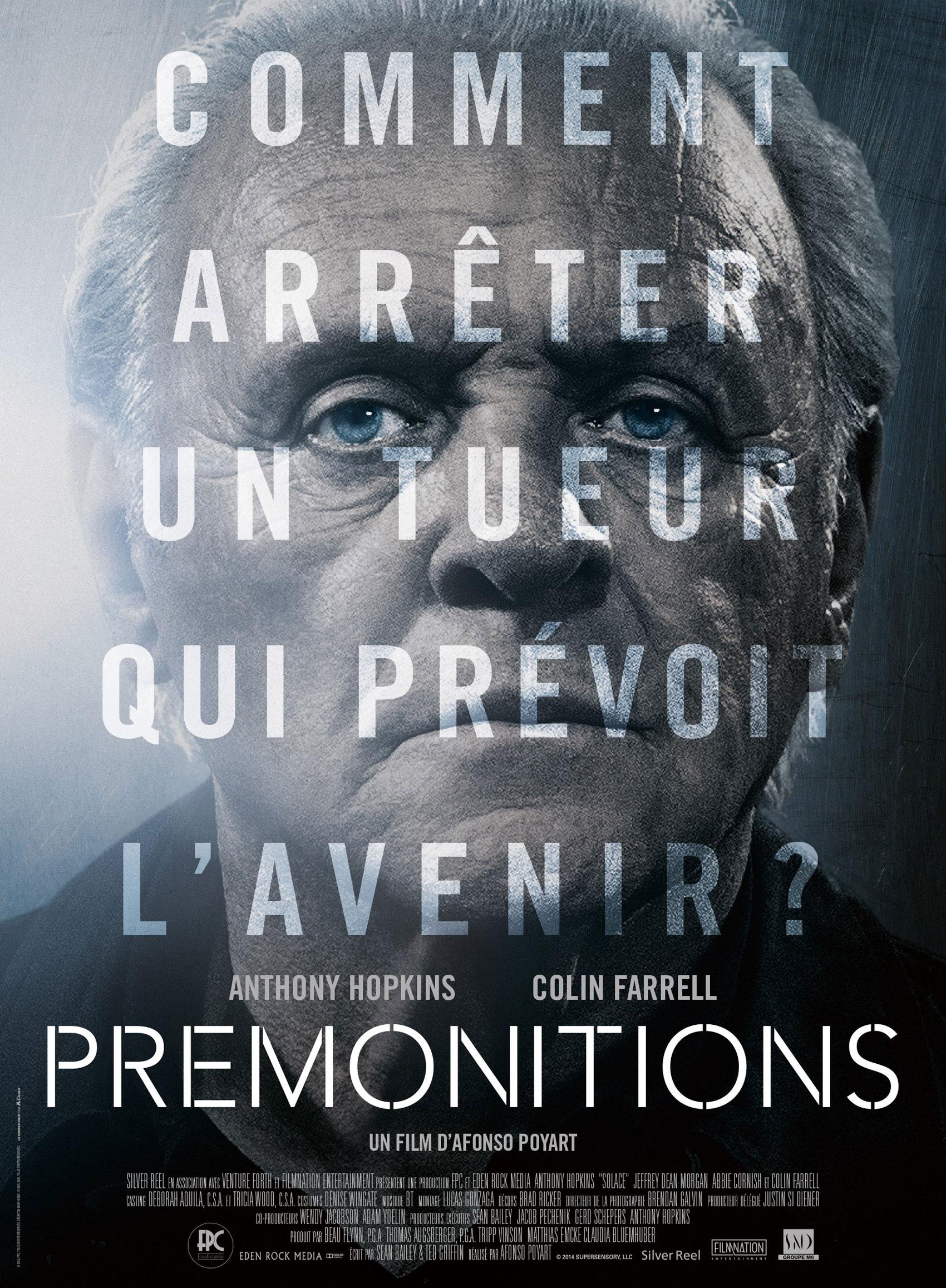 Affiche - Prémonitions