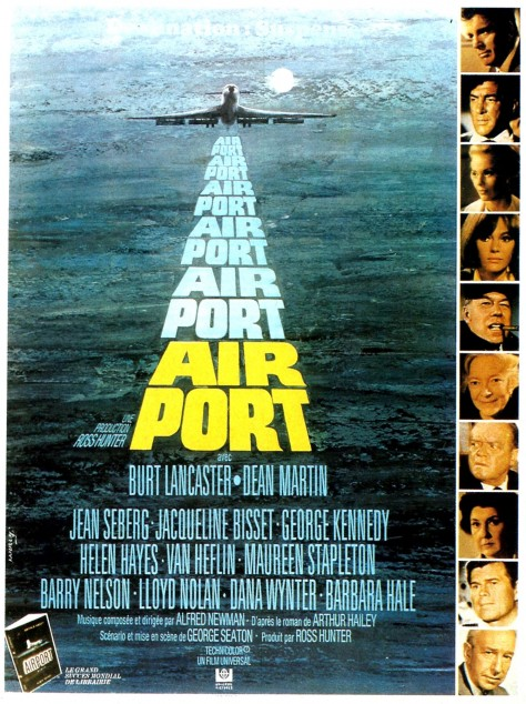 Airport-1970 - Affiche