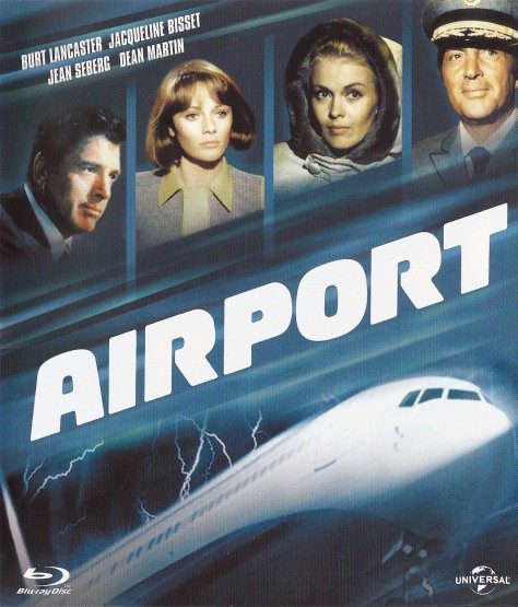 Airport (1970) - Packshot Blu-ray