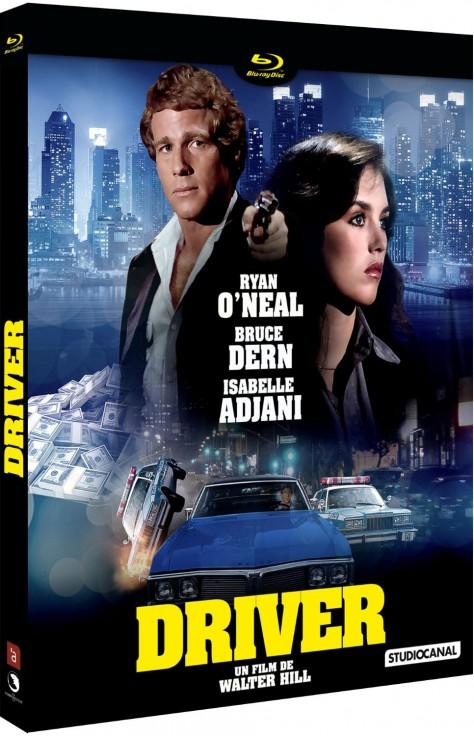 Driver - Packshot Blu-ray
