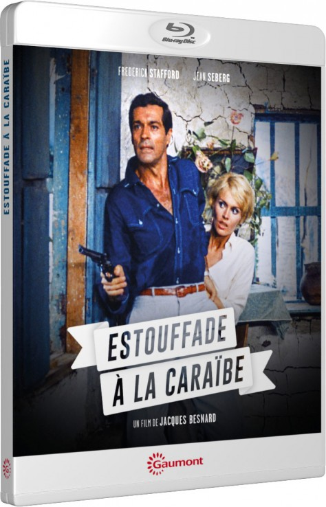 Estouffade à la Caraïbe - Packshot Blu-ray Gaumont Découverte