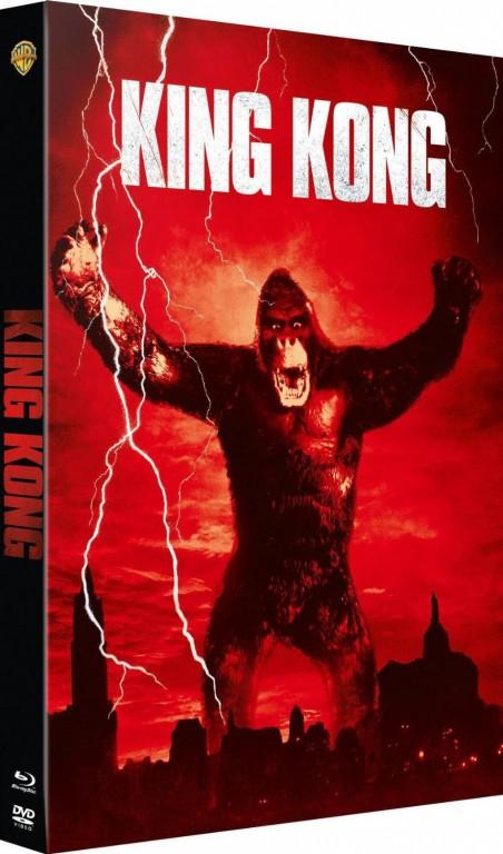 King Kong - Version 1933 - Packshot Blu-ray
