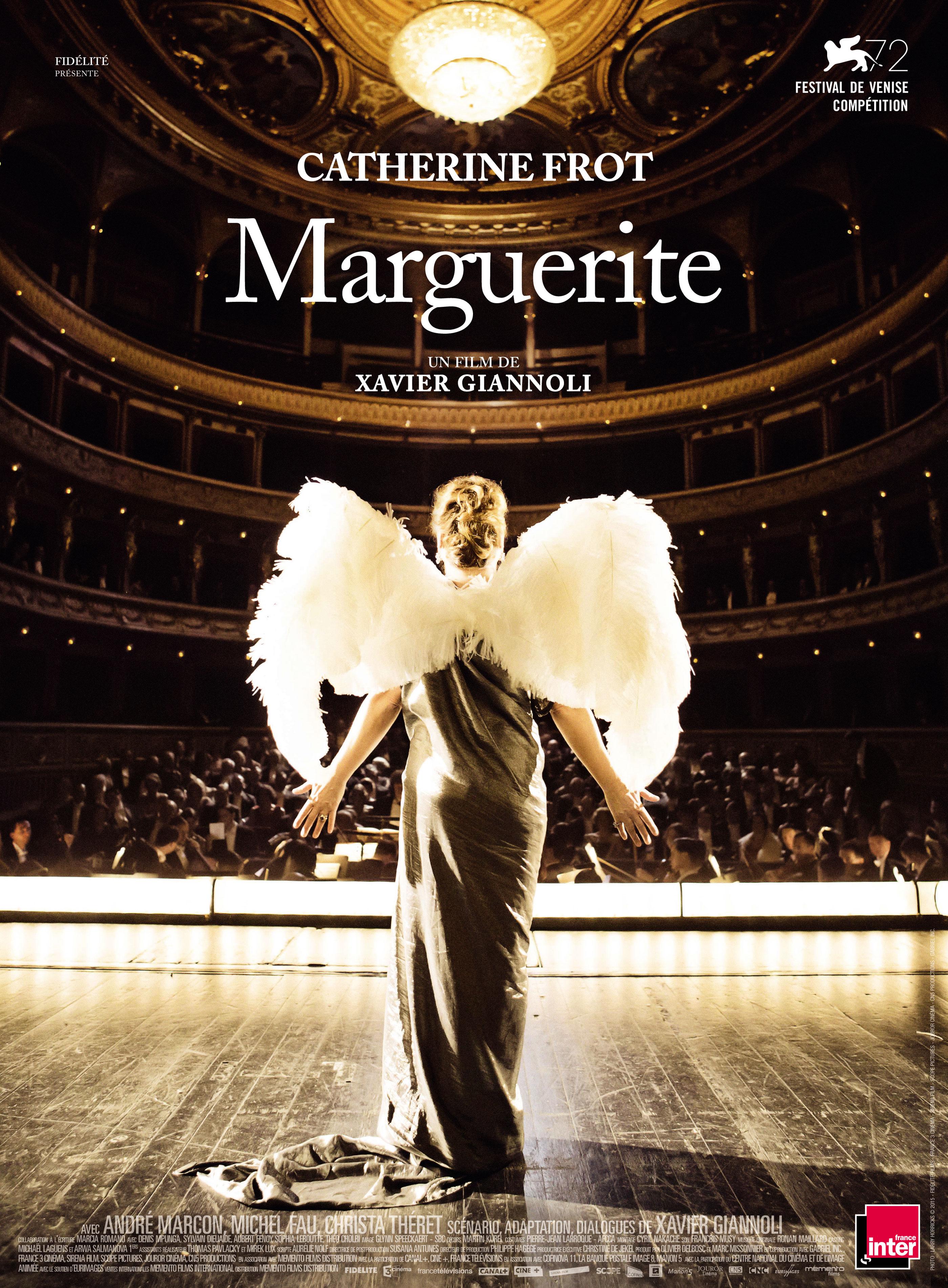 Marguerite - Affiche