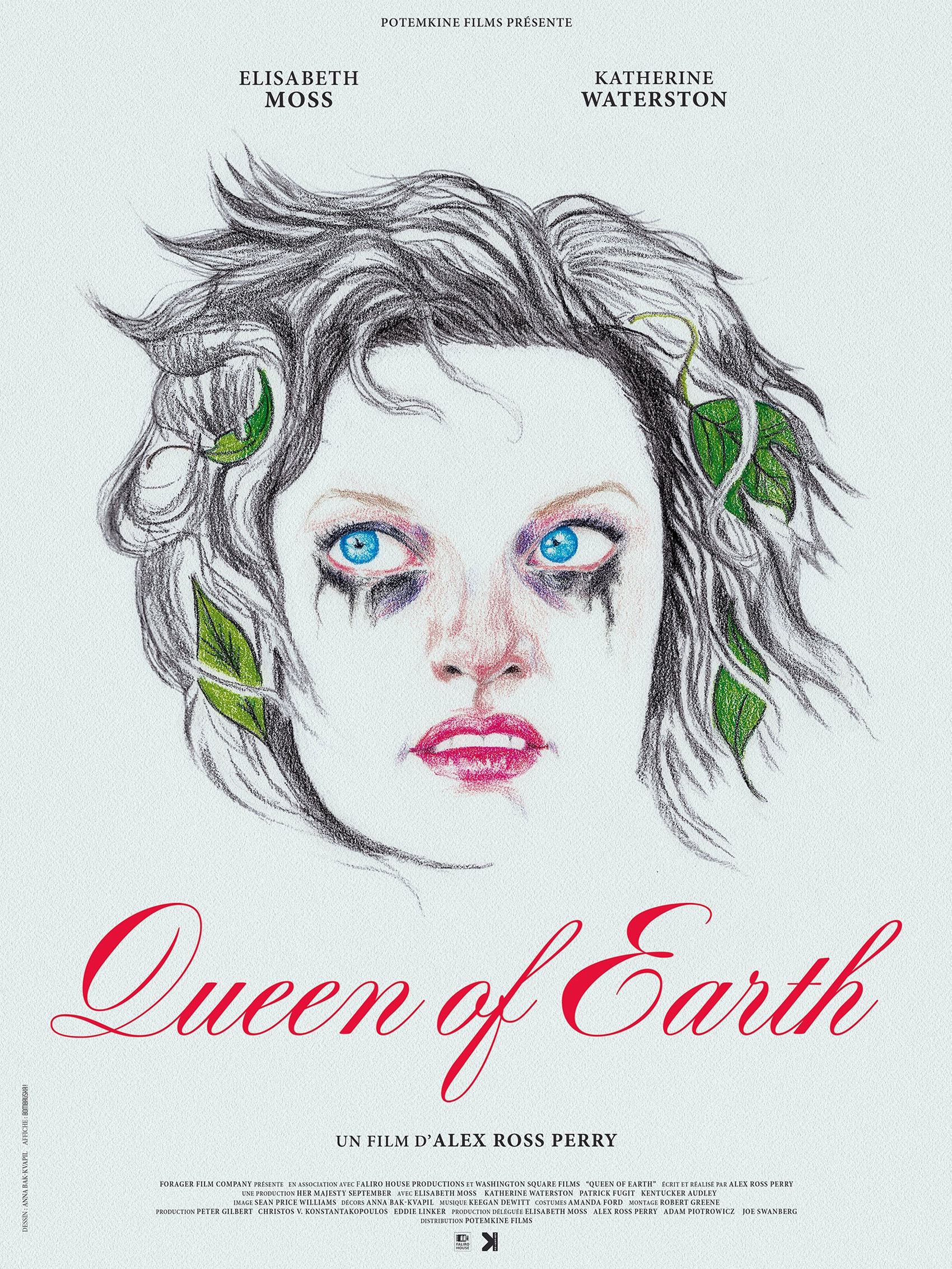 Affiche - Queen of Earth