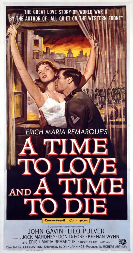 Le Temps d'aimer, le temps de mourir (A time to love, a time to die)