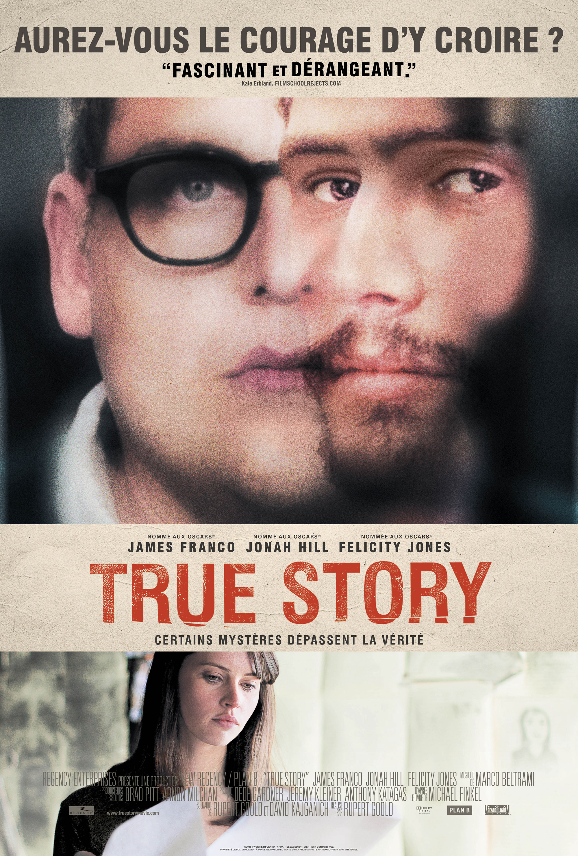 True Story - Affiche