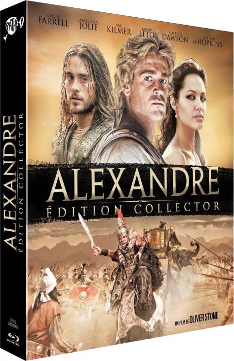 Alexandre - Blu-ray 2015