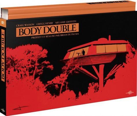 Body Double - Coffret Blu-ray