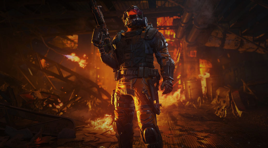 Call of Duty : Black Ops III (Activision)